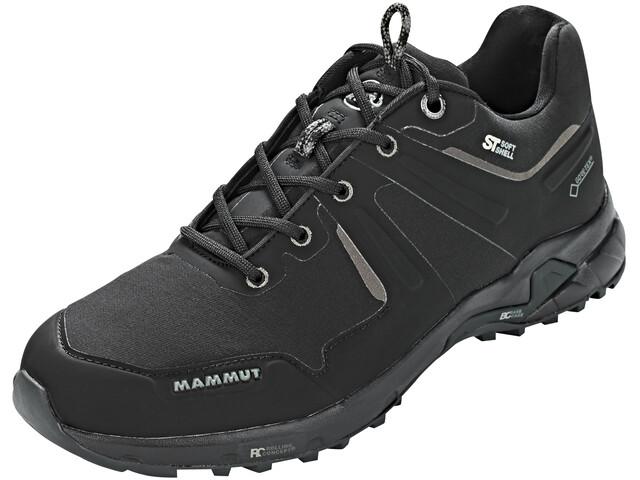 Mammut Ultimate Pro Low GTX - Chaussures Femme - noir